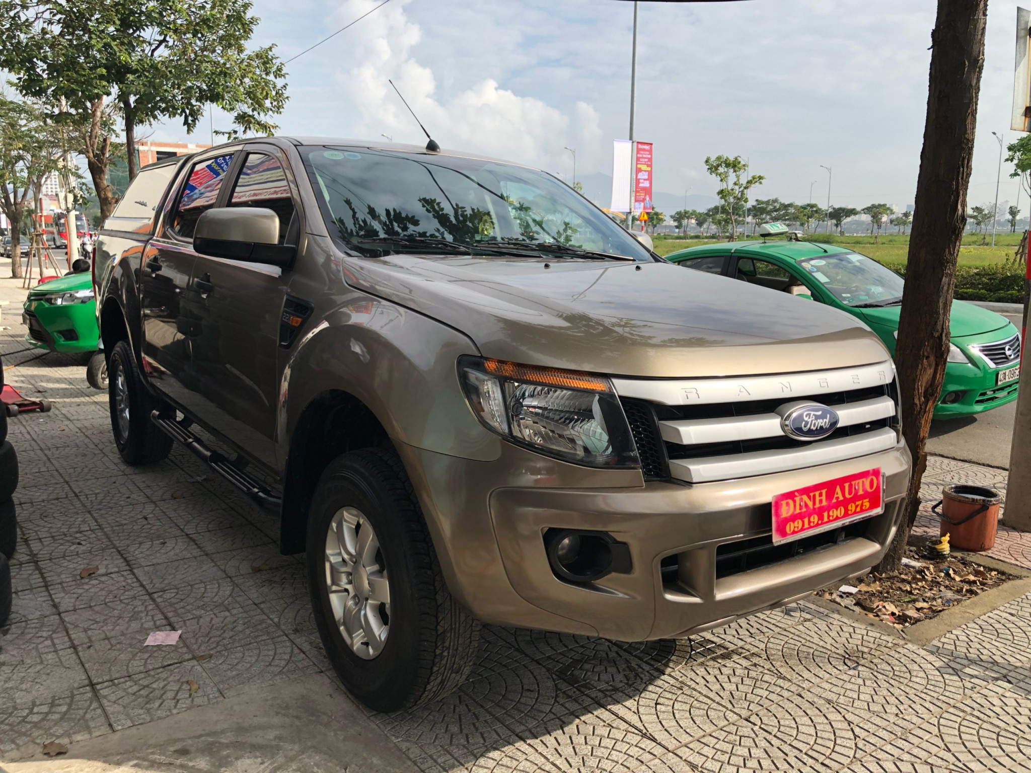 ford ranger xls 22 mt 2