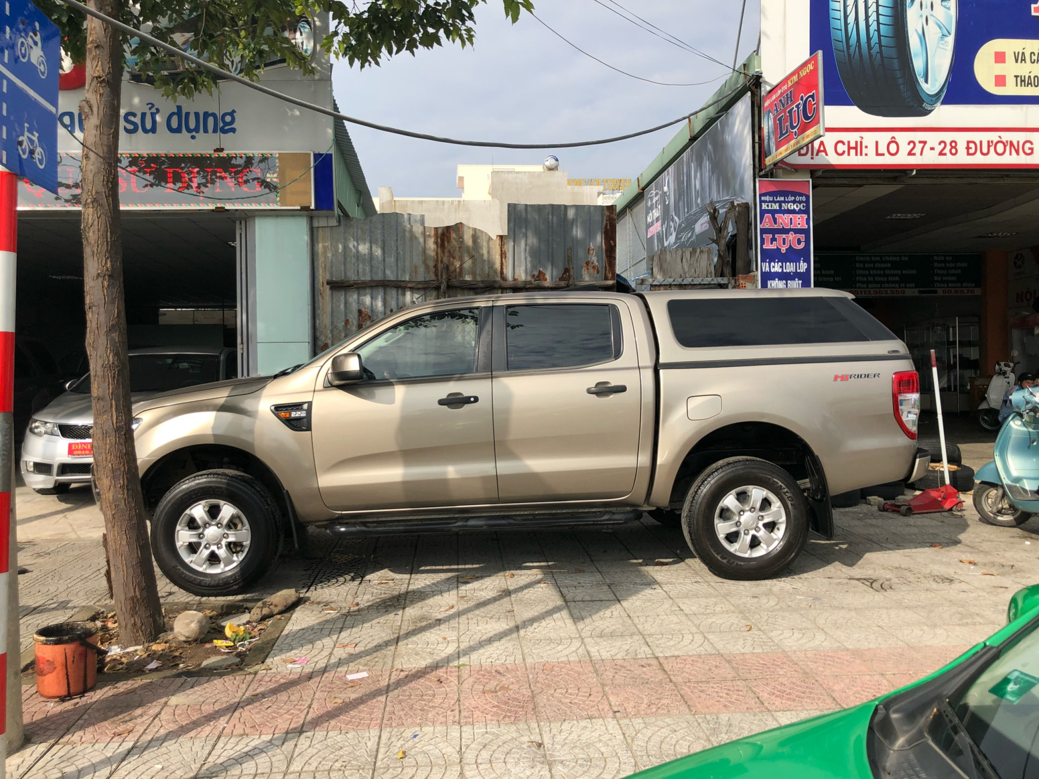 ford ranger xls 22 mt 3